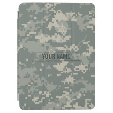 Army Acu Camouflage Customizable Ipad Air Cover at Zazzle