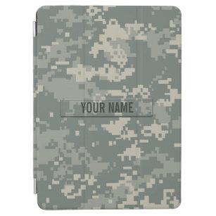 Army ACU Camouflage Customizable iPad Air Cover