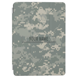 Army ACU Camouflage Customizable iPad Air Cover