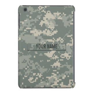 Army ACU Camouflage Customizable iPad Mini Case