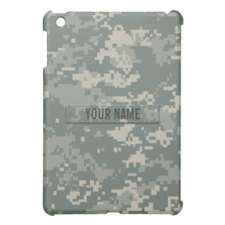 Army ACU Camouflage Customizable iPad Mini Cover