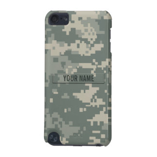 Army ACU Camouflage Customizable iPod Touch 5G Covers