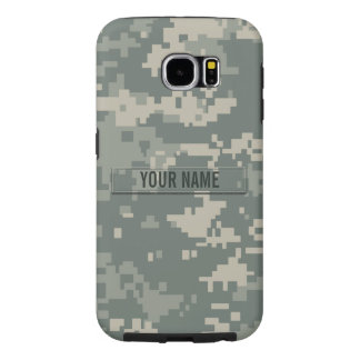 Army ACU Camouflage Customizable Samsung Galaxy S6 Case
