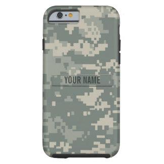 Army ACU Camouflage Customizable Tough iPhone 6 Case