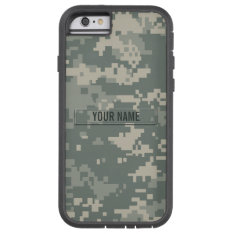 Army Acu Camouflage Customizable Tough Xtreme Iphone 6 Case at Zazzle