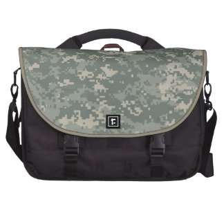 Army ACU Camouflage Laptop Messenger Bag