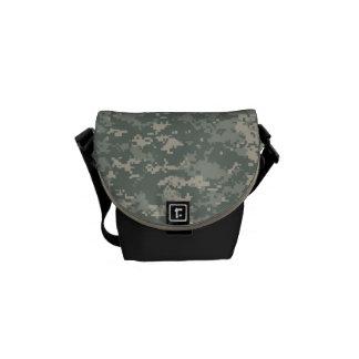 Army ACU Camouflage Messenger Bag