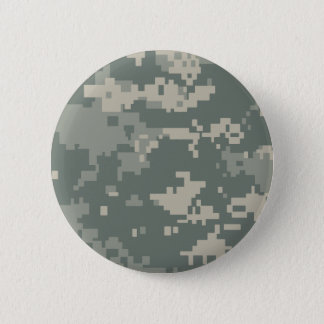 Army ACU Camouflage Pinback Button