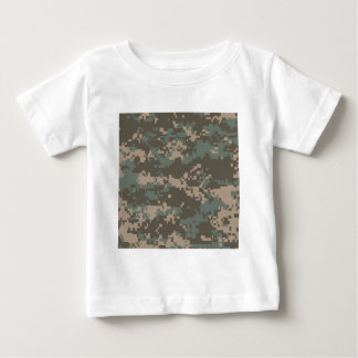 Army ACU Camouflage T Shirt