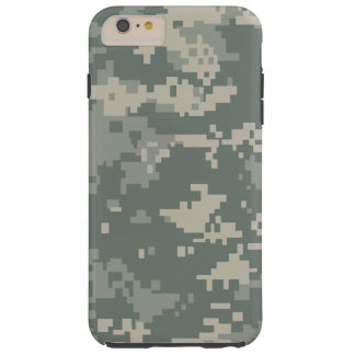 Army ACU Camouflage Tough iPhone 6 Plus Case