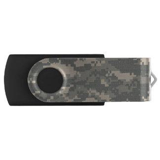 ARMY ACU Digital Camo Camouflage 16Gig Thumb Drive Swivel USB 3.0 Flash Drive