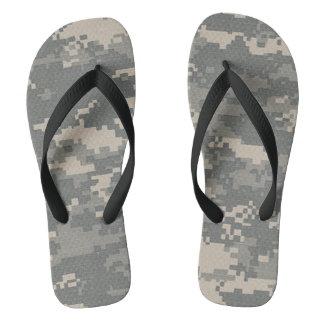 ARMY ACU Digital Camo Camouflage Flip Flop Sandals Flip Flops