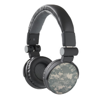 Army ACU Headphones