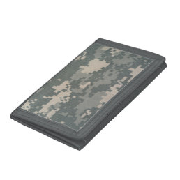 Army ACU Trifold Wallet