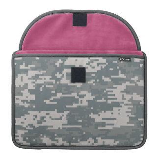 Army ACU's Pattern Sleeve For MacBooks