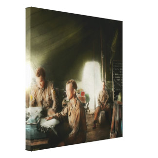 Army - Administration Gallery Wrap Canvas