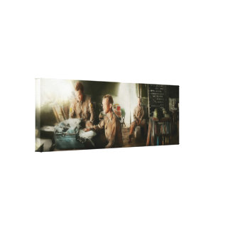 Army - Administration Stretched Canvas Prints