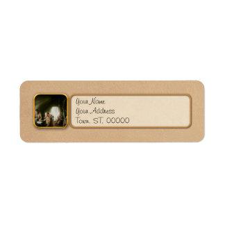 Army - Administration Return Address Label