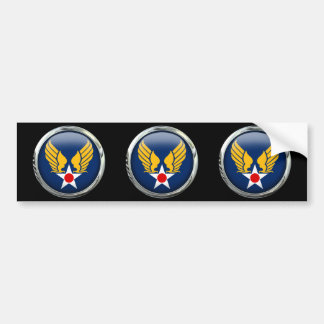 Army Air Corps Bumper Sticker