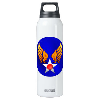 Army Air Corps Insulated Water Bottle