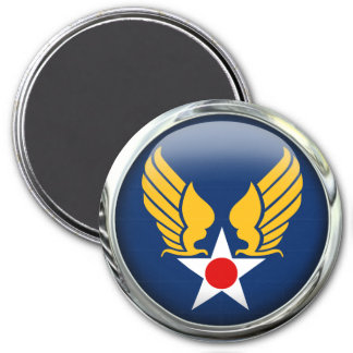 Army Air Corps Refrigerator Magnet