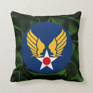 Army Air Corps Pillow