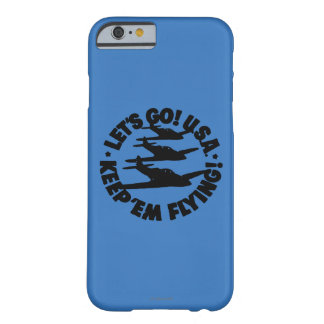 Army Air Corps Poster, 1941 Barely There iPhone 6 Case