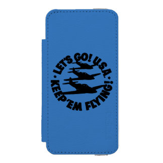 Army Air Corps Poster, 1941 Incipio Watson™ iPhone 5 Wallet Case