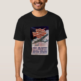 Army Air Corps Recruiting Poster T-Shirt