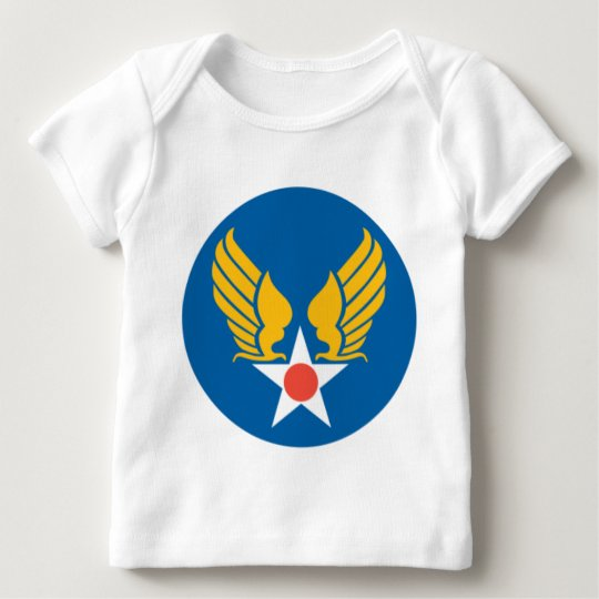 Army Air Corps Shield Baby T-Shirt