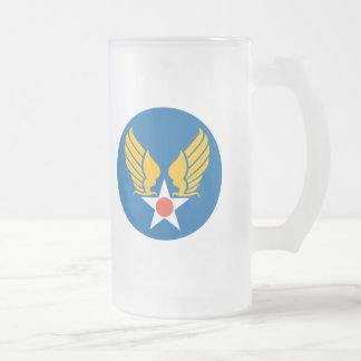 Army Air Corps Shield Coffee Mugs