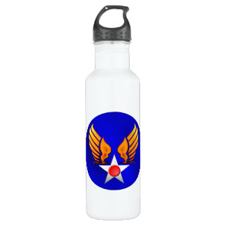 Army Air Corps Stainless Steel Water Bottle