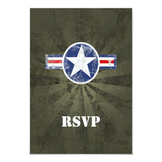 Army Air Corps Vintage Card