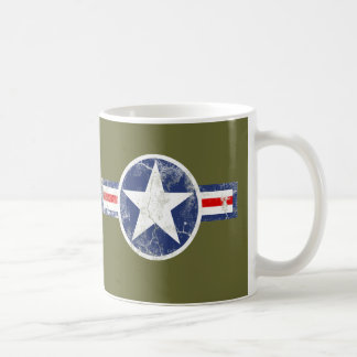 Army Air Corps Vintage Mug