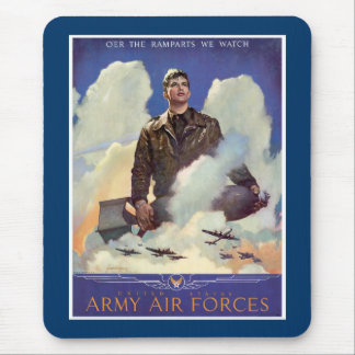 Army Air Forces Mouse Pad