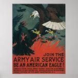 Army Air Service Print