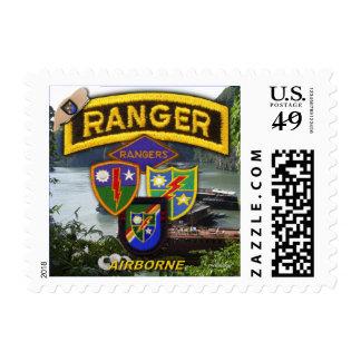 army airborne ranger nam tab veterans stamps