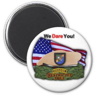 army airborne ranger veterans vets magnet