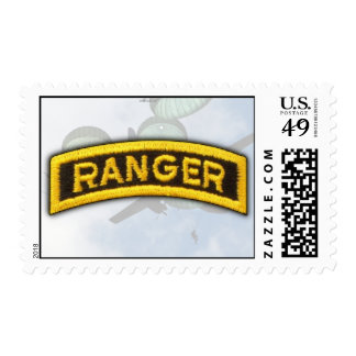 army airborne rangers veterans postage stamps