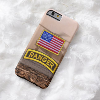Army airborne rangers veterans vets tab barely there iPhone 6 case