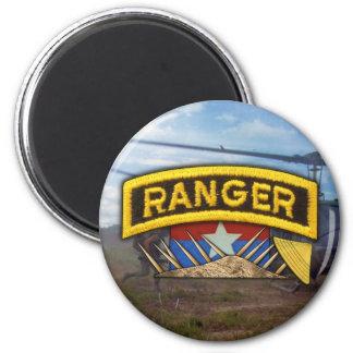 army airborne rangers vietnam war magnet