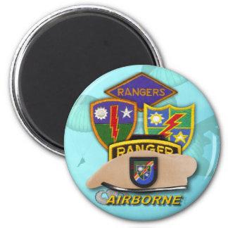 army airborne rangersiraq vietnam veterans magnet