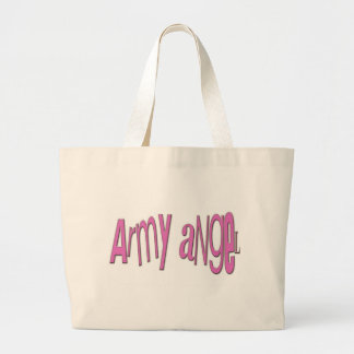 Army Angel Tote