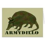 Army Armadillo Item Card