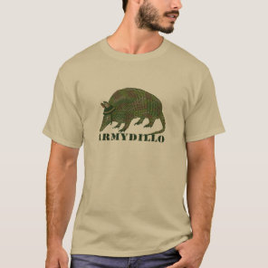 Army Armadillo Item T-Shirt