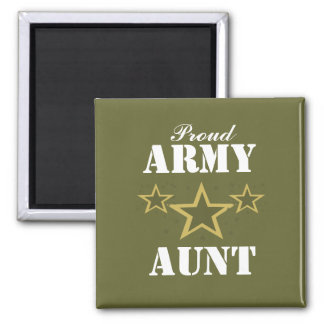 ARMY AUNT MAGNET