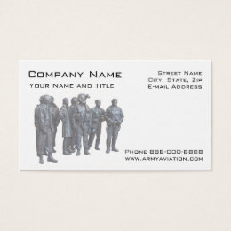 Us army business cards templates zazzle army aviators military business card reheart Gallery