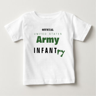 Army Baby Baby T-Shirt