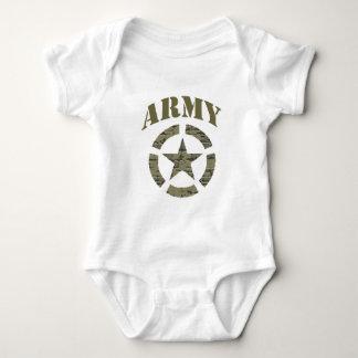 Army Baby Bodysuit