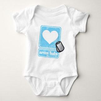 Army Baby (boy) Baby Bodysuit
